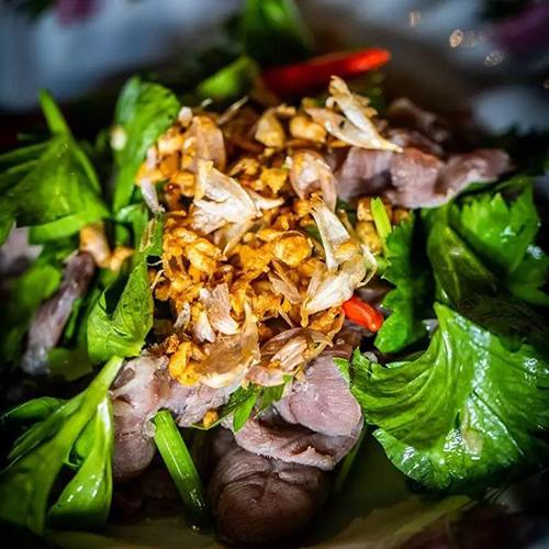 曼谷吃本土菜,这里面挑一家