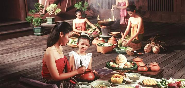 为什么泰国菜那么好吃?原来是因为这些香料