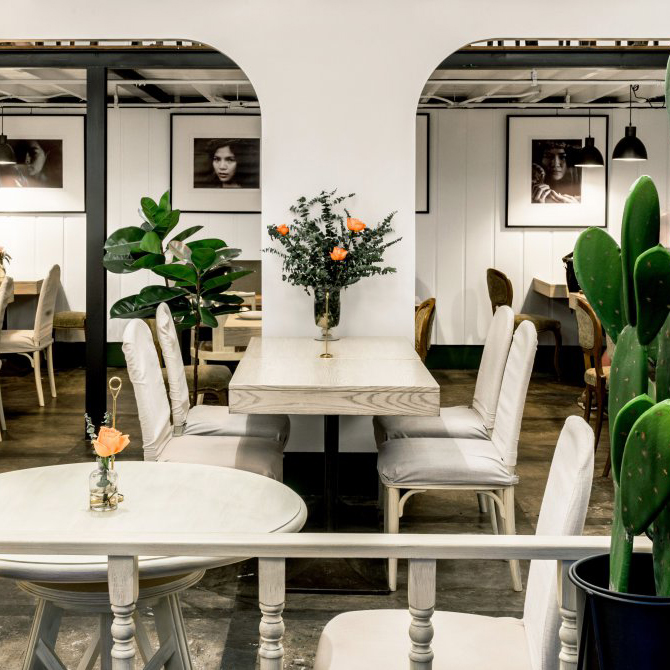 来曼谷Stocq and Shaqer餐厅品味地中海小资浪漫风情