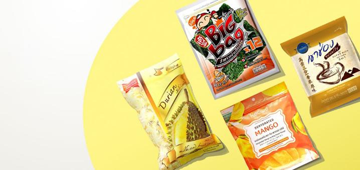 泰国硬核零食大推荐,口味非常出人意料,还便宜得飞起