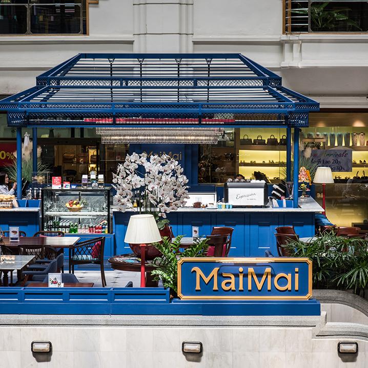 曼谷网红餐厅Maimai Eatery,感受泰国美食无穷魅力