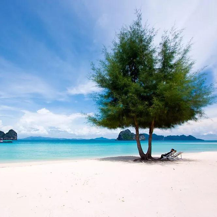 解锁兰塔岛周边海岛:奈岛,度假专用海岛