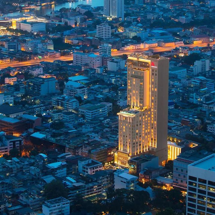 曼谷王权云顶大都周边怎么玩?