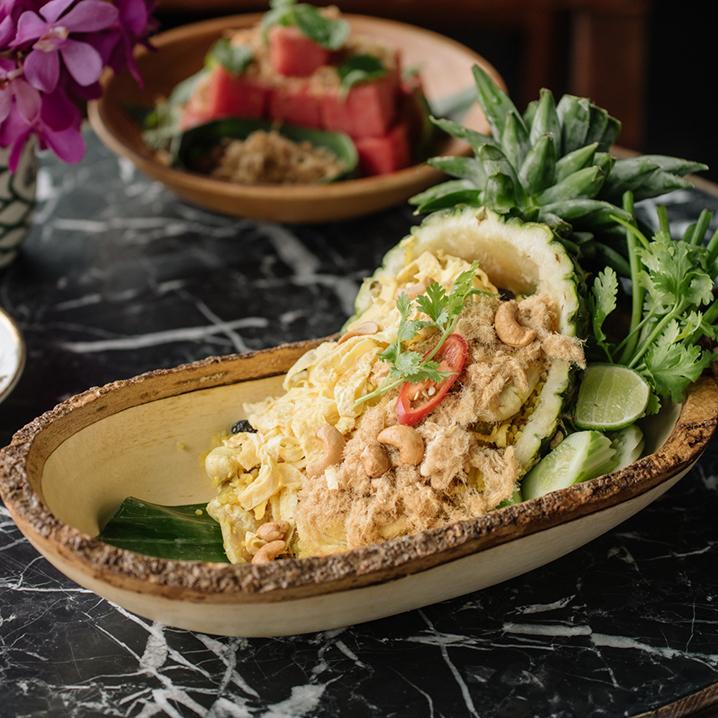 曼谷湄南河畔网红泰式餐厅Rongros,美食美景全都有!