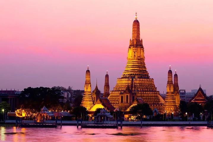 曼谷旅游照被直男嘲笑太丑!拿去,打他们的脸!