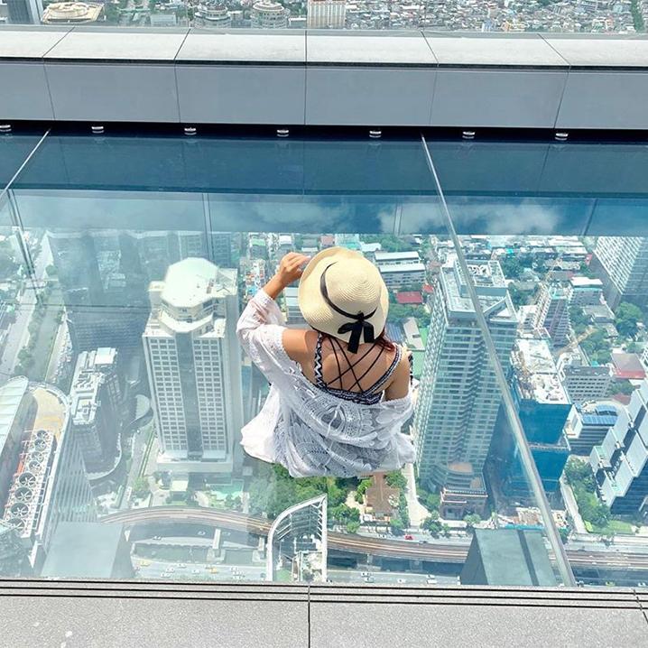 要上天了!泰国四大高空景点,一秒让你心跳飙升!