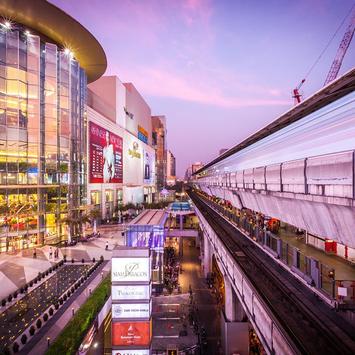 曼谷BTS附近的十大商场,曼谷最好逛的都在这里!