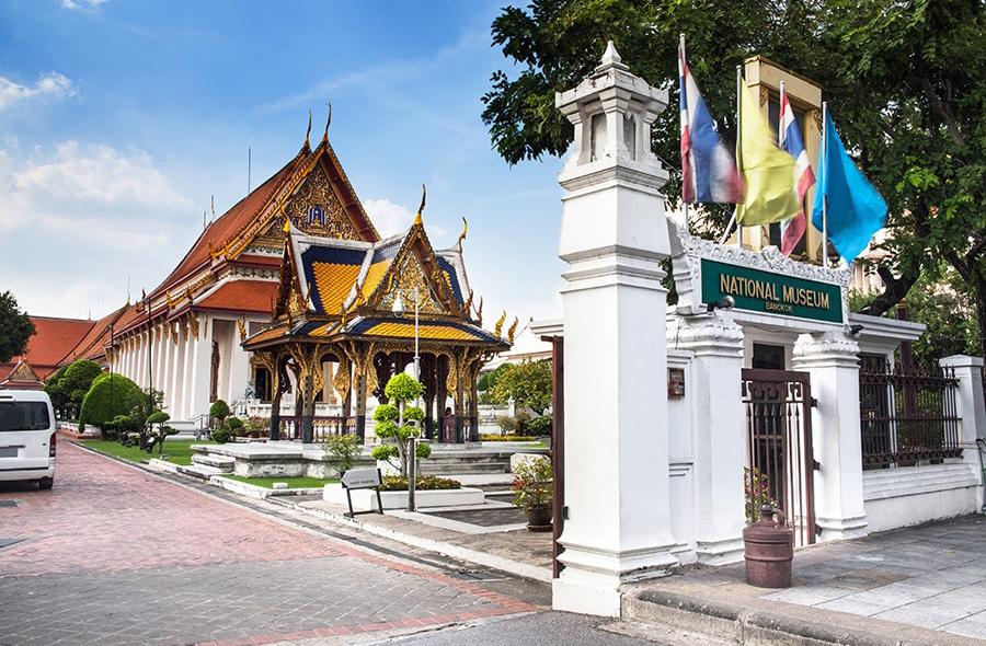 泰国国家博物馆(Bangkok National Museum)