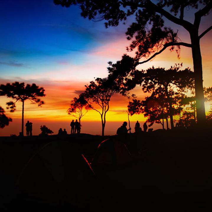 泰国浦卡东国家公园,最值得文艺青年和摄影发烧友打卡