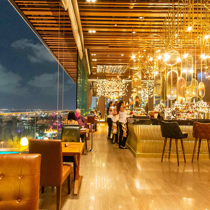 曼谷5大特色酒吧,每一家都是不同的感觉