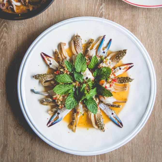 曼谷皮皮虾哪家强?Kang Ban Phe海鲜餐厅我看行!