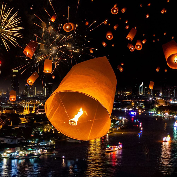 2019最后两个月!泰国精彩活动&节日,带上你的假期一起嗨皮