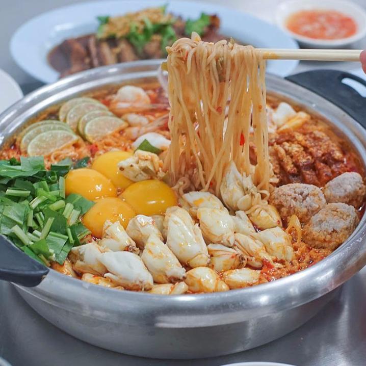 曼谷三养街区人气美食店,隐匿在巷子里的老味道