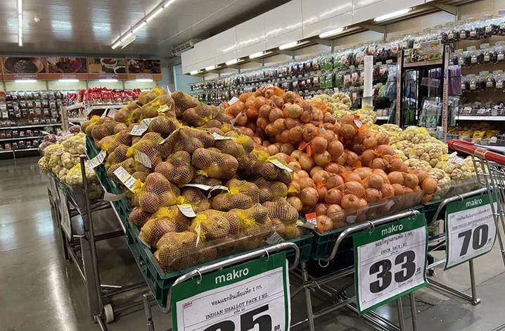 曼谷Makro超市