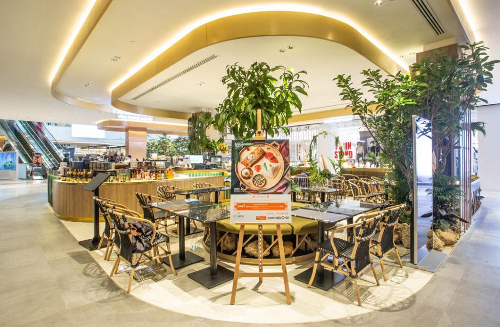 Divana ForRest Cafe