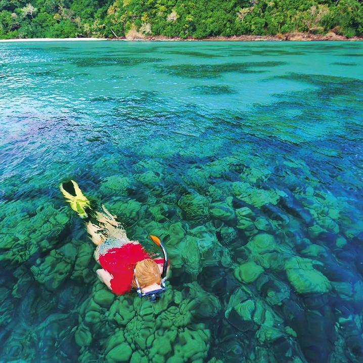 除了斯米兰,这3座鲜为人知的泰国海岛秘境正在限时开放