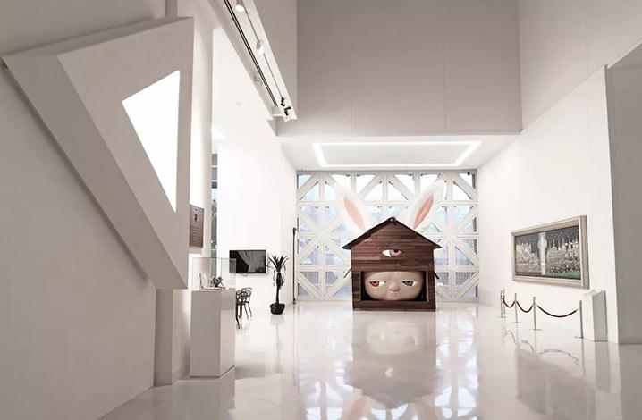 艺术范约会地  曼谷当代艺术博物馆