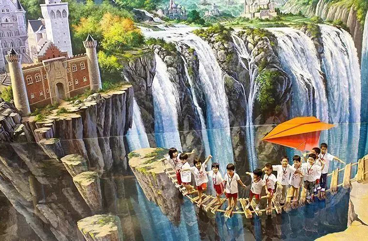 曼谷亲子游,这些地方满足了孩子所有天马行空的想象