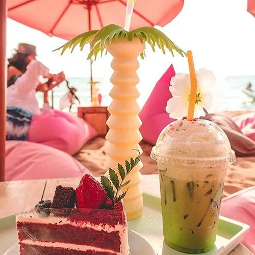 私藏!海滩、日落、美食,芭提雅这些高颜值网红咖啡馆