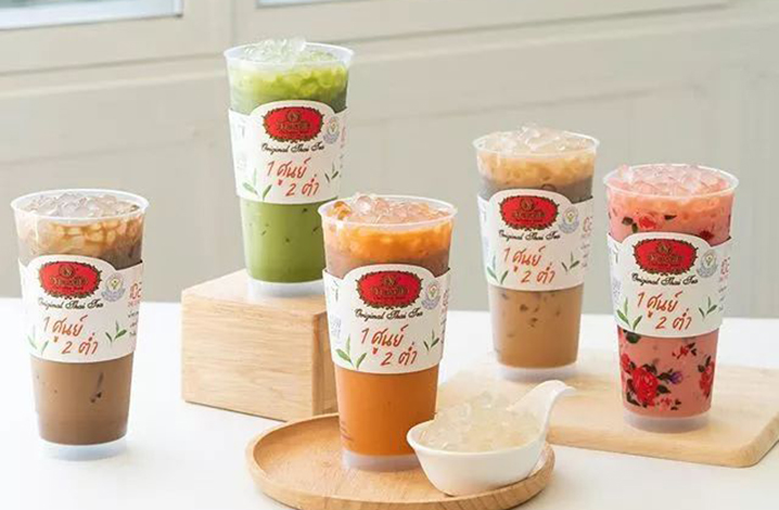 泰国超好喝的奶茶大盘点,好想双手捧住简单的快乐