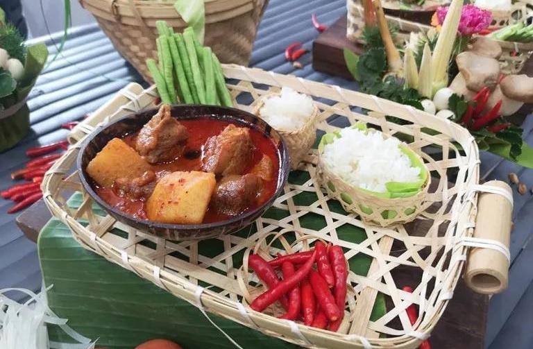 Massaman curry玛莎曼咖喱
