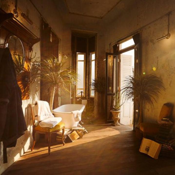 曼谷The Mustang Blu精品酒店,带你穿越回19世纪
