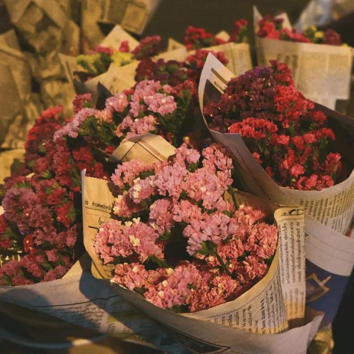 清迈烟火气息浓烈的黑夜市场——孟买市场