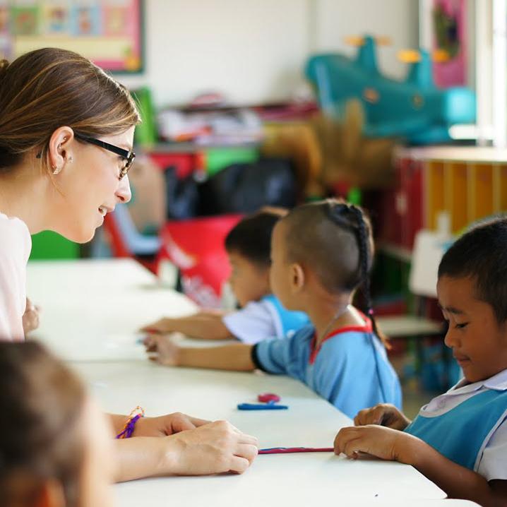 从英国国际学校理事会权威报告中,看留泰教学的英国教师