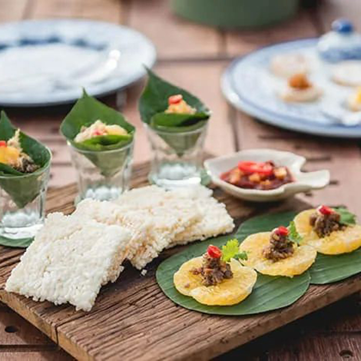 曼谷大皇宫旁的美食店,边吃边玩度过美好一天!