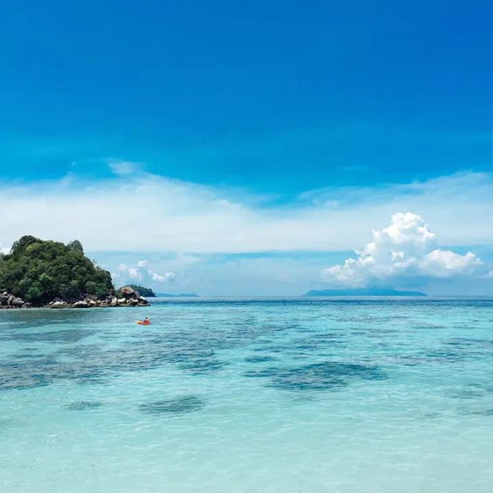 泰国宝藏,与世无争的秘境岛屿——丽贝岛